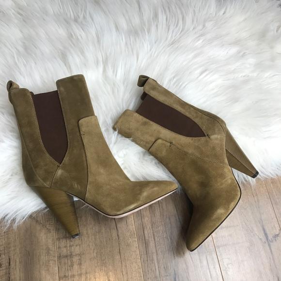 a85dc3f08 Veronica Beard Shoes | Hudson Booties | Poshmark